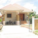 An Excellent  3 Bedroom Bungalow, Buriram