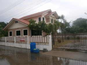 A Conveniently Located Detached House in the Centre of Buriram