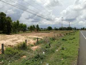 An Excellent Opportunity To Own A Well Situated Parcel at Krasang - Buriram for 1 Million Baht/Rai or 3000 Baht/T.Wah