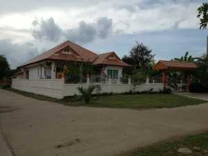 An Excellent Detached 3 Bedroom Property in Buriram