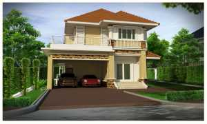 5 Brand New Luxury Two-Story Houses in Udon Thani