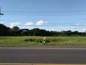3 Plots at an Excellent Location with Many Opportunities at Buriram for Starts from 2.35 Million Baht