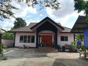 Detached House near Buriram Centre at Buriram for 2.5 Million Baht