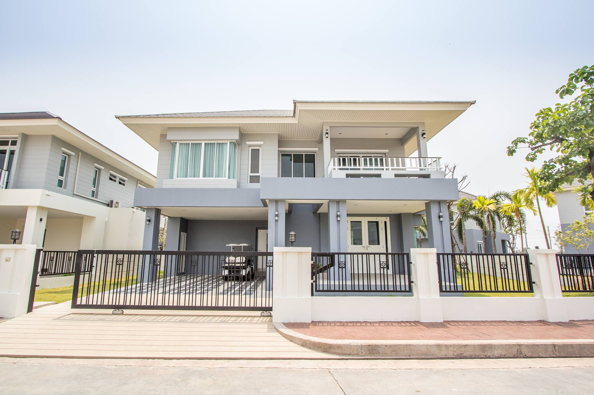 Brand-new High Quality Two-floor Houses near Buriram Centre