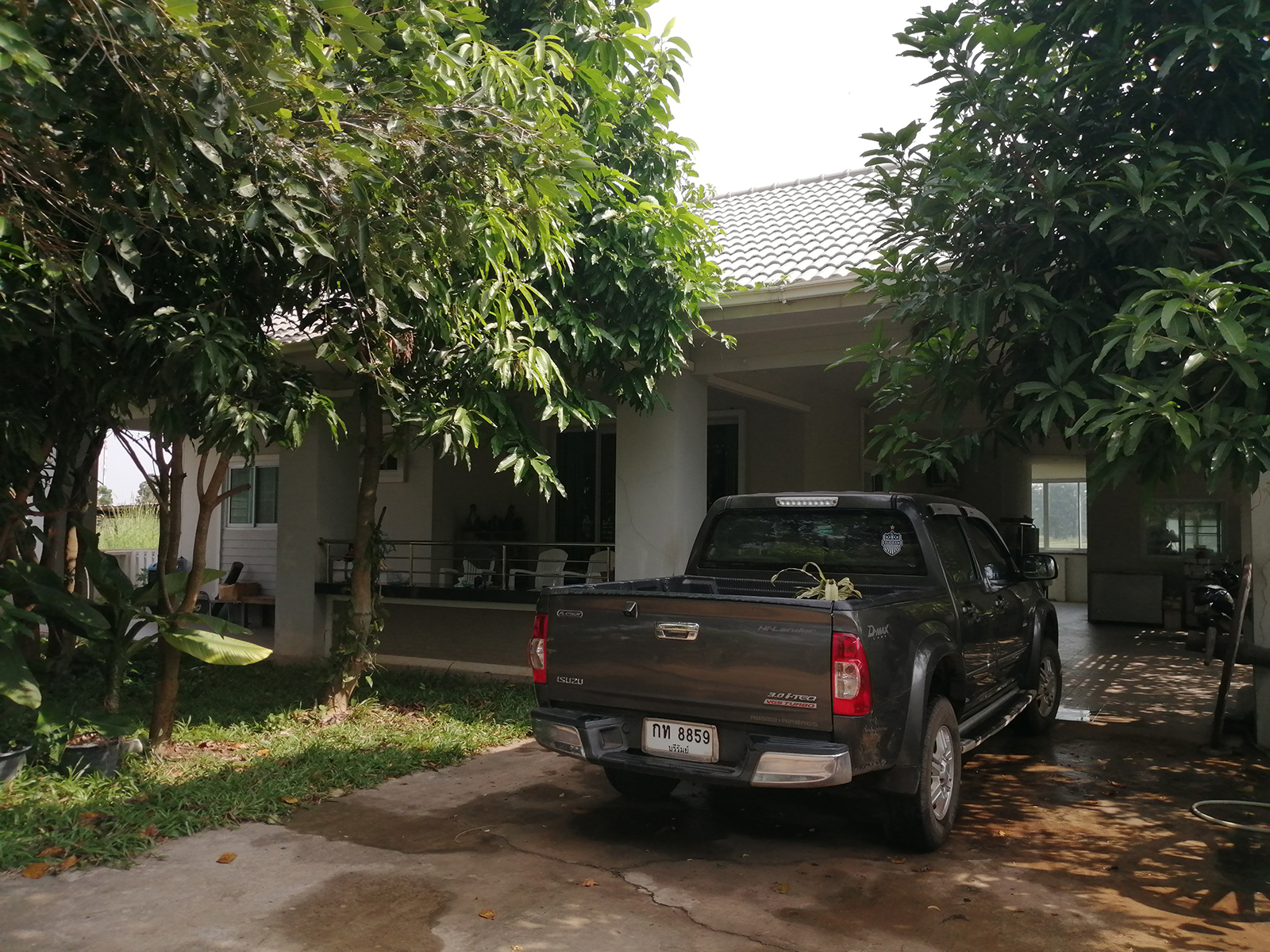 Detached 3 Bedroom Bungalow in Ban Yang – Buriram