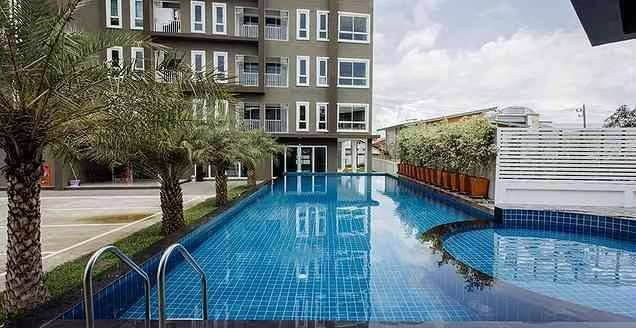 New Condominium for Sale in Buriram City