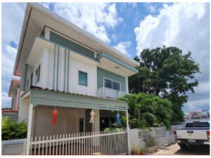 Modern Home with High Spec and Garden in Buriram City at Buriram City for 3.29 Million Baht