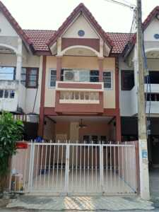 Townhouse for Rent in Buriram City at Buriram City for 7500 THB/Month