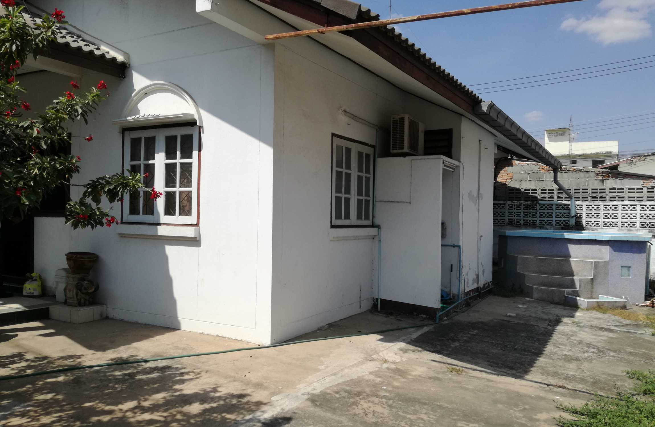 A Detached 2 Bedroom House for Rent in the Centre of Buriram